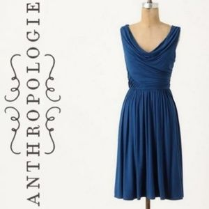 Anthropologie Deletta Pezza Dress